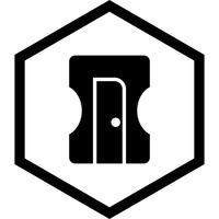 puntenslijper pictogram ontwerp