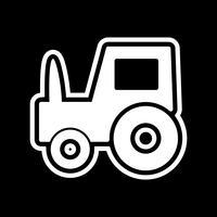 Trekker pictogram ontwerp