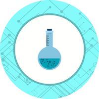 Flask pictogram ontwerp