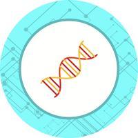 DNA-pictogram ontwerp vector
