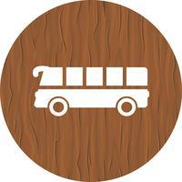 Bus pictogram ontwerp