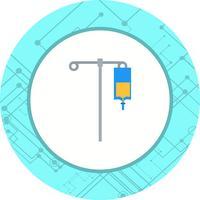 infuus pictogram ontwerp
