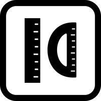 geometrie ingesteld pictogram ontwerp