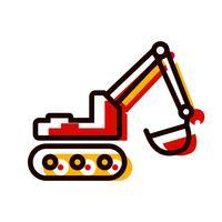 Graafmachine Icon Design