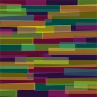 overlappend streeppatroon op zwarte achtergrond vector