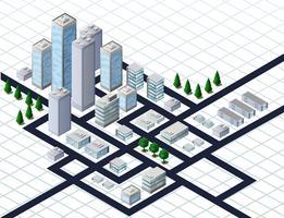 gebouwen vector