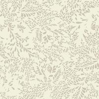Abstract bloemenpatroon verlaat naadloze textuur. Plant achtergrond