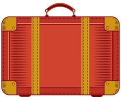 Reistassen in twee kleuren aan