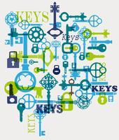 Vector sleutels