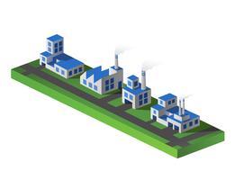 Vector fabrieken