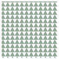 Ontwerp met driehoekspatroon vector