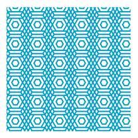 Blauw Mooi Patroonontwerp vector