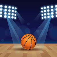 Basketbal Illustratie vector