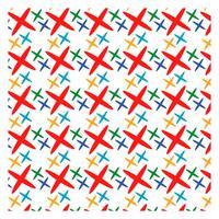 Mooi patroonontwerp vector