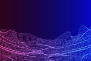 kleurrijke abstracte en violette achtergrondbanner en behang