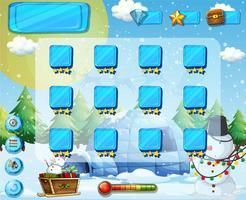 Sneeuw spel