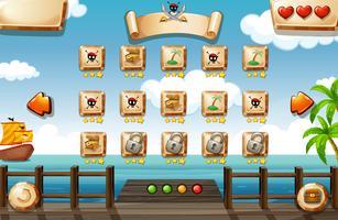 Piraten spel
