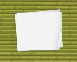 Lege white papers vector