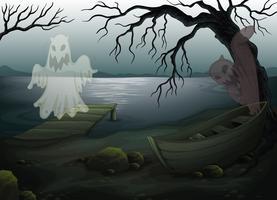 Een spookachtige plaats