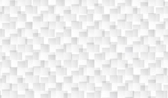 Witte rechthoek patroon achtergrond, willekeurig patroon. vector