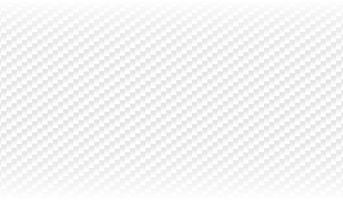 Abstracte witte koolstofvezel textuur achtergrond. Vector