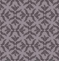 Bloemen laat patroon. Naadloze achtergrond. Natuur swirl blad ornament vector