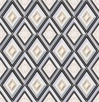 Diamant naadloos patroon. geometrische diagonale achtergrond