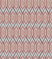 Abstracte stof ornament Geometrische lijn naadloze patroon. oriënteer textuur