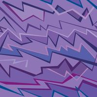 Abstract geometrisch naadloos patroon. Stof zigzag lijn ornament.