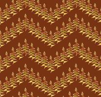 Abstract oosters bloementegelpatroon. Geometrisch ornament