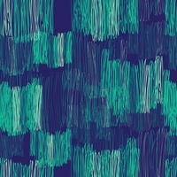 Abstract geometrisch naadloos patroon. Lijn getrokken tegel textuur