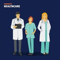 Gezondheidszorg Tekens Vector Pack