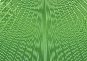 Abstracte geometrische achtergrond. Bloemige diagonale groene lijnen vector