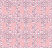 Abstract bloemen etnisch patroon. Geometrisch ornament. Oosterse zee
