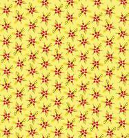 Naadloze bloemmotief. Abstracte bloemachtergrond. vector