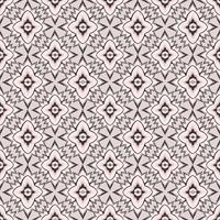 Naadloos bloemenpatroon Abstract bloemenornament. Oosterse stoffentextuur