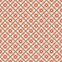 Stof ornament. Naadloze tartan patroon Vierkante geometrische achtergrond