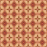 Seamless mosaic pattern Abstract floral ornament Oosterse weefsel textuur