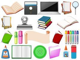 Set van leerobjecten