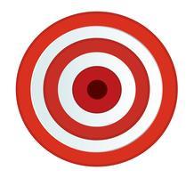 Target Boogschieten vector