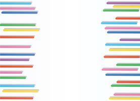 regenboog abstract en ruimte achtergrond vector