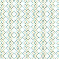 Vierkant patroonontwerp vector