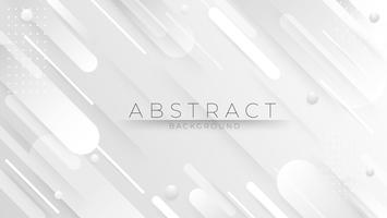 Minimale geometrische Trendy gradiëntvormen samenstelling. vector
