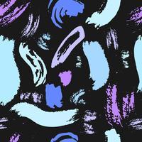 Abstracte patroon penseelstreek achtergrond. Vector illustratie.