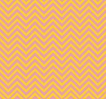Vector naadloze roze Zig Zag-patroonachtergrond