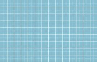 stippellijn raster papier met witte patroon achtergrond vector