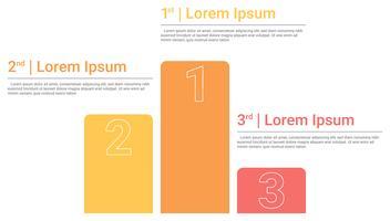 Zakelijke infographics. wedstrijdschema. business data visualisatie sjabloon voor presentatie.