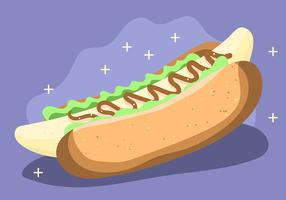 Banana Hot Dog als gezond voedsel