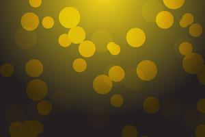 Licht goud en rood abstract vector achtergrond