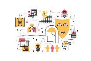 Creatieve illustratie leren